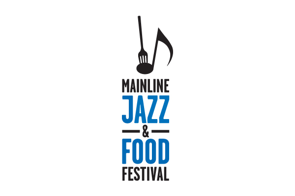 Mainline Jazz & Food Festival logo